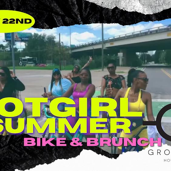 HOTGIRL SUMMER BIKE & BRUNCH TO GROOVES | MAY 22ND