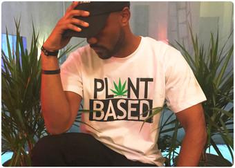 Plant Based Tee ⓥ🌿