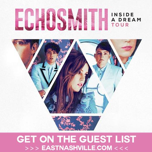 Echosmith // 5.02.18 // 3rd & Lindsley