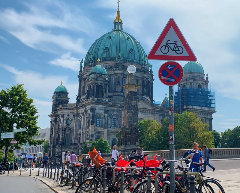Berliner Dom cathedral in Berlin, Germany