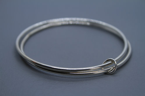 Double Linked Bangle