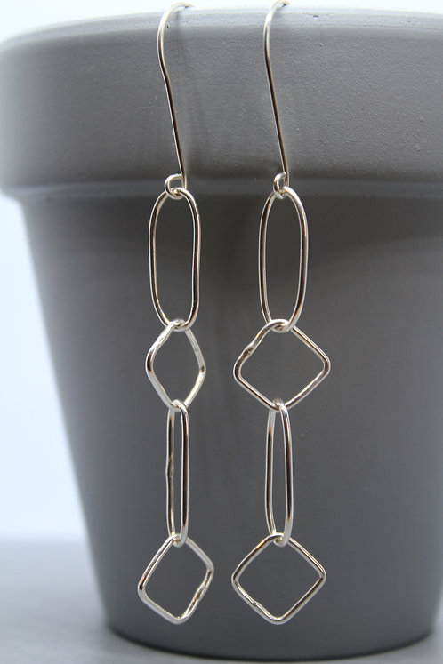 Lucy Earrings with Hook