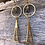 Thumbnail: Smokey quartz earrings