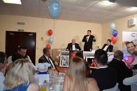 Growers United tournament dinner raises thousands for charity