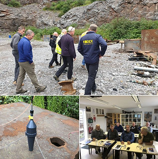 Refresher Training at Alfords. 22.09.20.