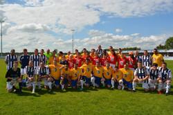 GUFC vs West Brom Charity Match