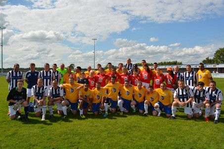 Growers United FC 2014 World Cup Weekend