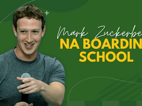 Mark Zuckerberg Na Boarding School