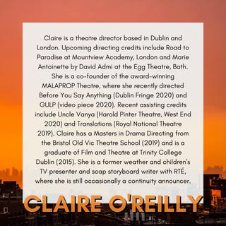 Claire O'Reilly