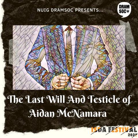 The Last Will And Testicle of Aidan McNamara