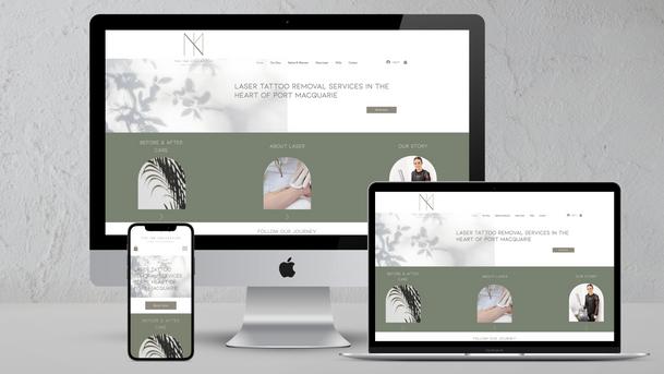 Website Design - Booking Integration