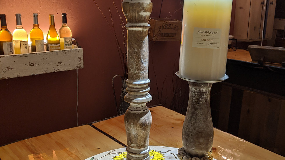 Custom Candleholder
