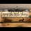 Thumbnail: Custom Wooden Sign with Metal Pipe Holder