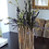 Thumbnail: Beaver sticks floral arrangement