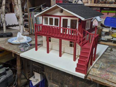 Cottage Replica