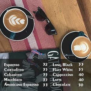 Macchiatino Café Condesa