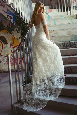 Naia Rico Couture - Wedding Gown 8