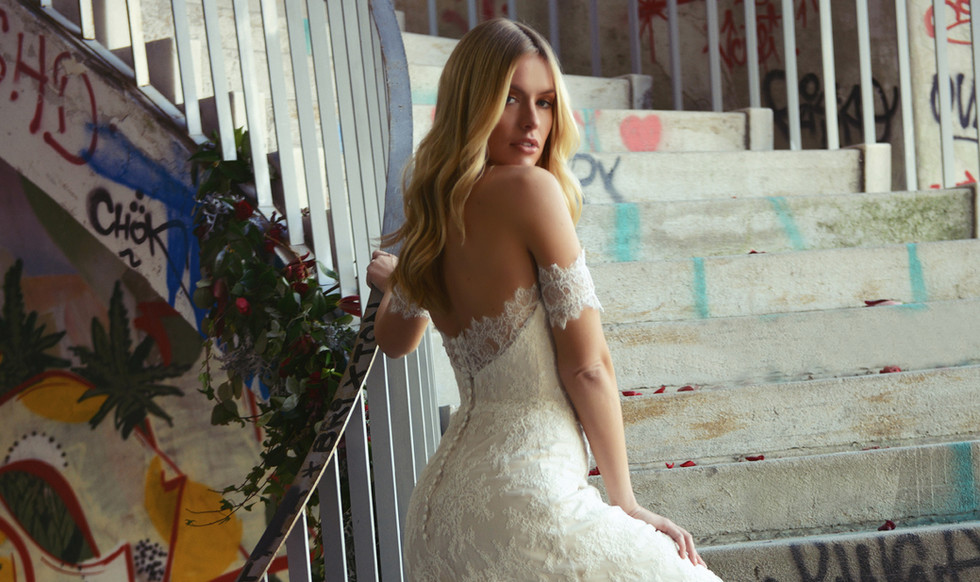 Naia Rico Couture - Wedding Gown 8