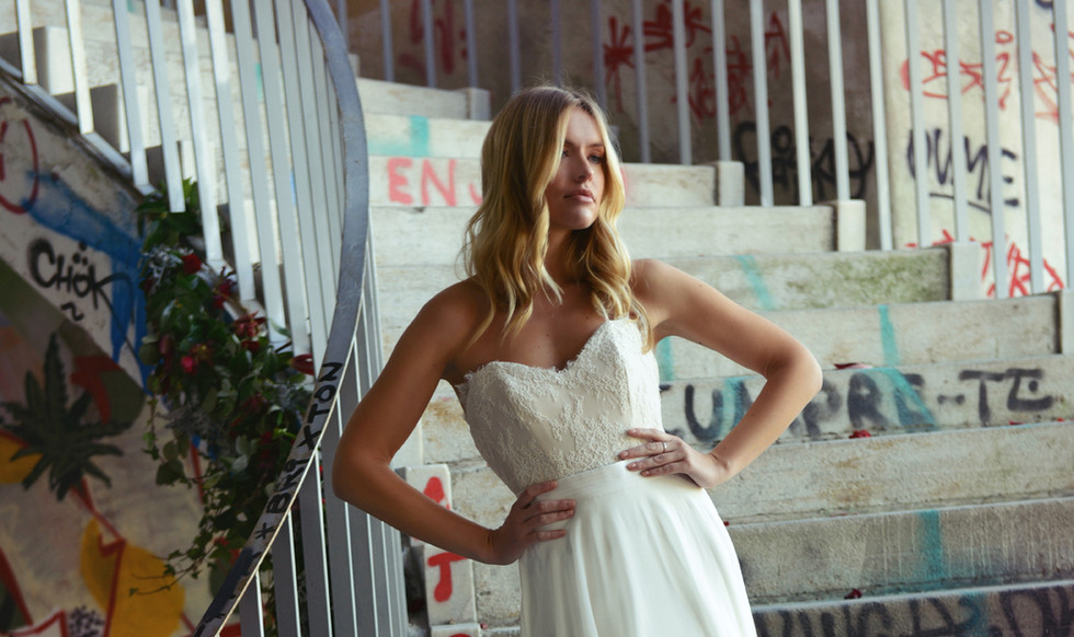 Naia Rico Couture - Wedding Gown 10