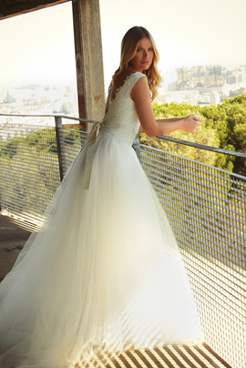 Naia Rico Couture - Wedding Gown 1