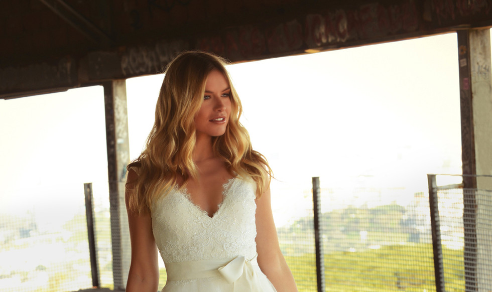 Naia Rico Couture - Wedding Gown 3