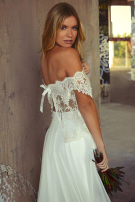 Naia Rico Couture - Wedding Gown 9