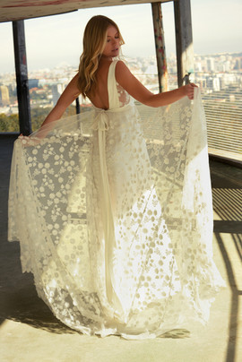 Naia Rico Couture - Wedding Gown 4