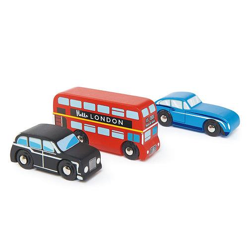 London Car Set