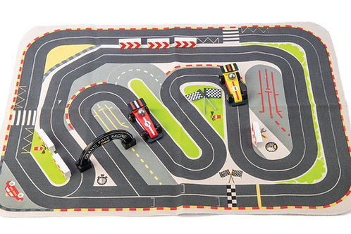 Formula One Racing Playmat