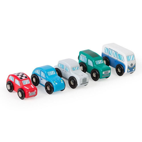 Retro Vehicle Set