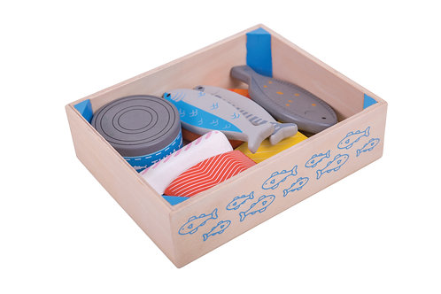 Seafood Crate