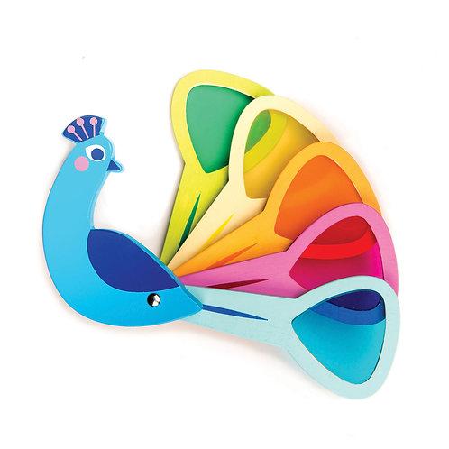 Peacock Colours