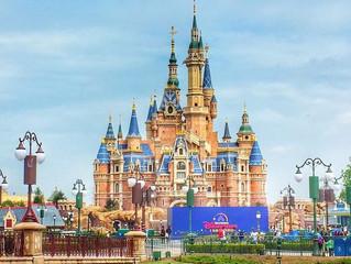 Showcase@ Shanghai Disneyland