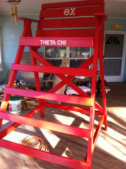 Theta Chi chair