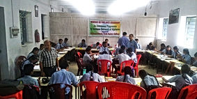 drawing competition organised by the vig