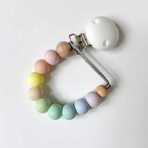 Dummy Clip - Pastel Rainbow