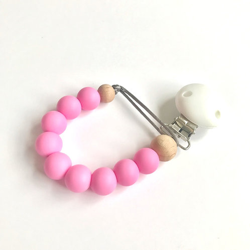 Dummy Clip - Candy Pink