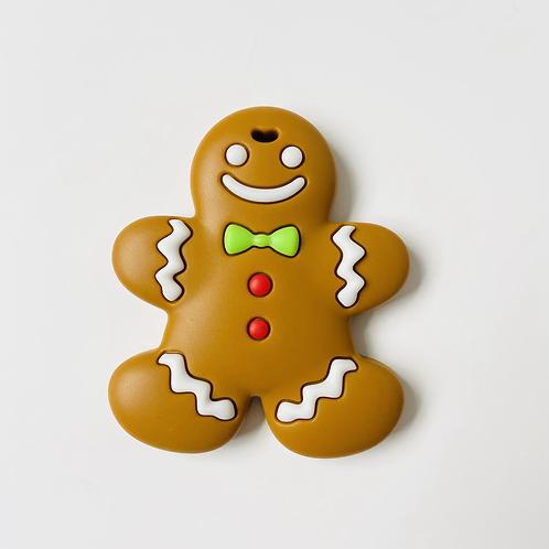Gingerbread Man Teether