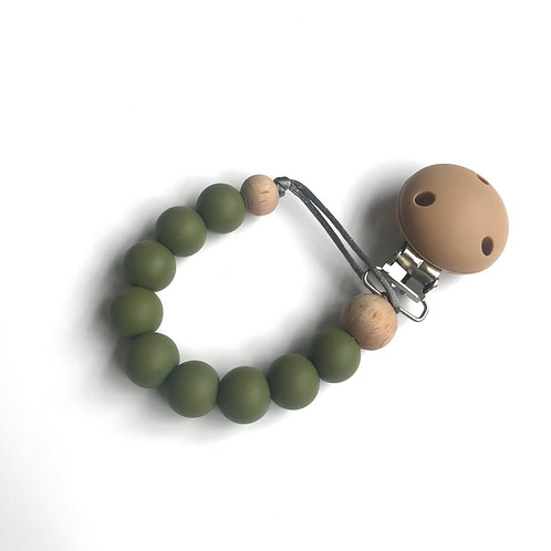 Dummy Clip - Olive