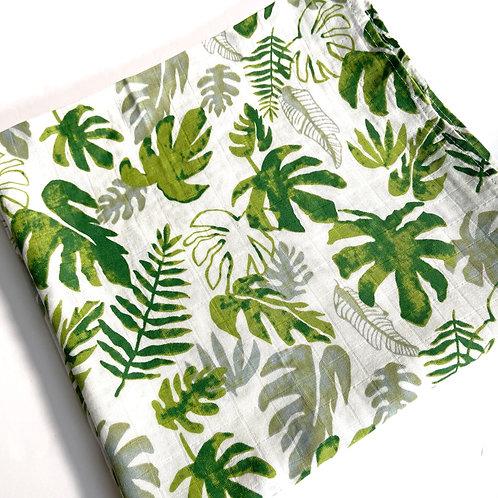 Botanical Print Muslin