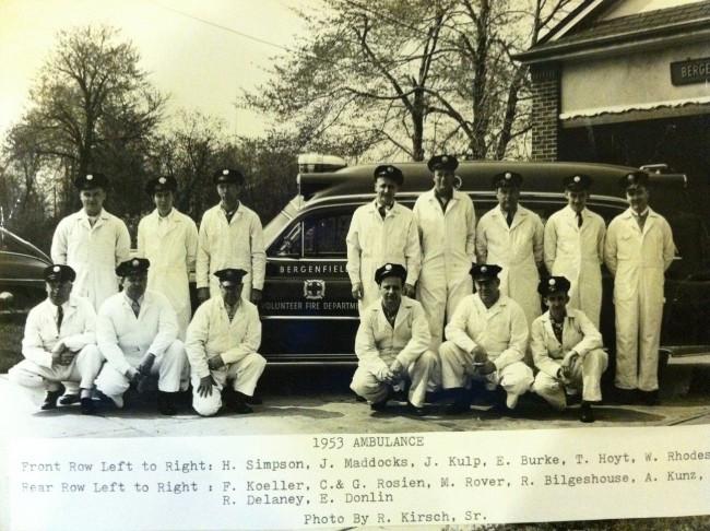 Corpsmen - 1953