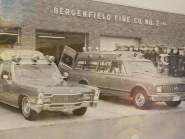 Ambulances at Fire Co. 2