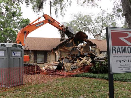 Episode 20: Demolition Process