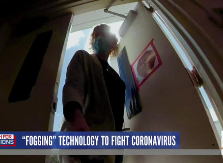 Fogging Technology Could Help Battle Coronavirus (NBC News)