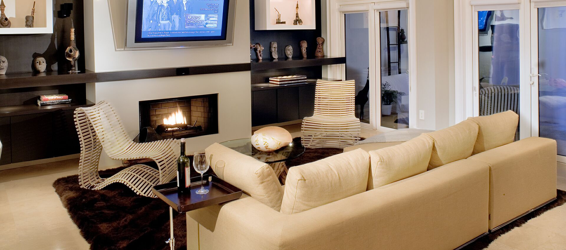 A Ramos Living Room