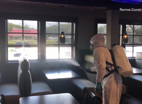 Bay Area Restaurants Taking New Disinfecting Measures to Help Patrons Feel Safe