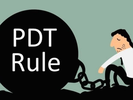 PDT Meaning