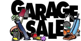 Annual Garage Sale 2021