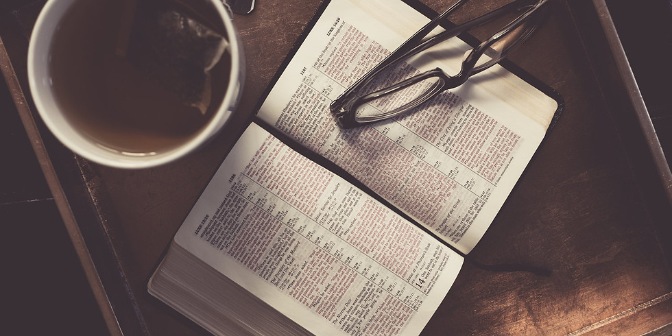 Read Through The Bible in a year with Pastor John 2021-22