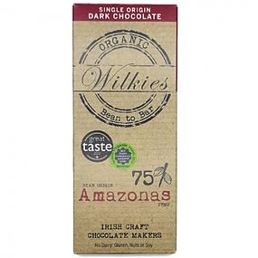 wilkies chocolate, kenmare